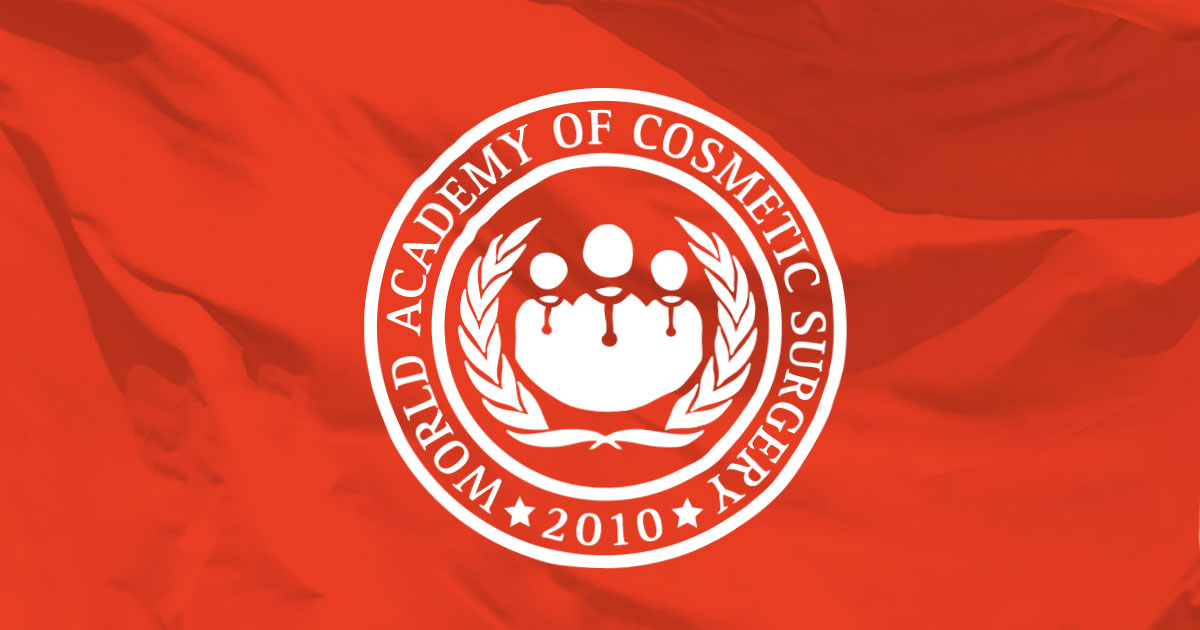 A Message From The President Of World Academy Of Cosmetic Surgery